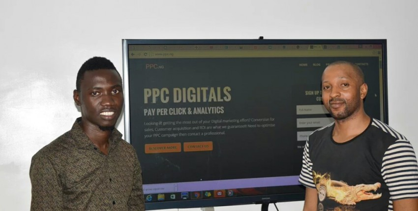 PPC.ng Digital Marketing Training in Ikeja, Lagos in Conjunction with LagosTech