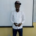 Gbenga at the last SEO training in Agungi, Lekki